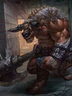 Minotaur Slave Drivers is the name of my next band.